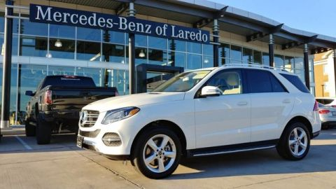 New 2019 Mercedes-Benz GLE GLE 400