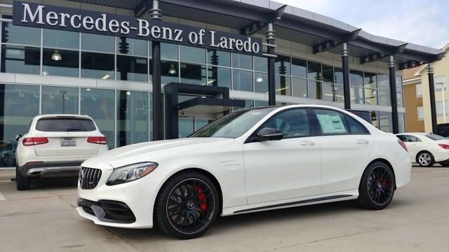New 2019 Mercedes Benz C Class Amg C 63 S Sedan Sedan In Laredo