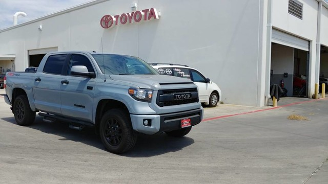 Pre Owned 2017 Toyota Tundra 4wd Trd Pro