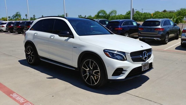 New 2018 Mercedes Benz Glc Amg Glc 43 Suv Suv In Laredo M18264