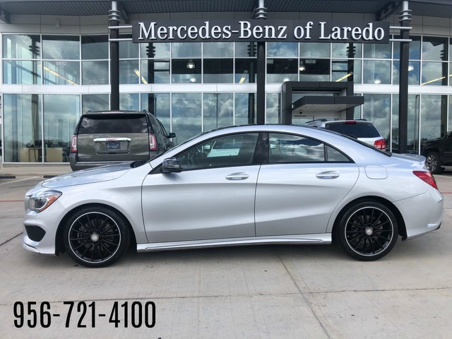 Mercedes Benz Cla >> Pre Owned 2016 Mercedes Benz Cla 250 Sport Front Wheel Drive Coupe