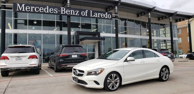 Certified Pre-Owned 2017 Mercedes-Benz CLA CLA 250