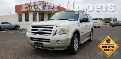 Pre-Owned 2008 Ford Expedition King Ranch