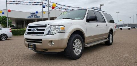 Pre-Owned 2014 Ford Expedition EL XLT