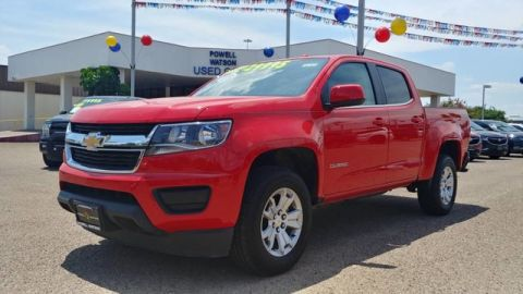 Pre-Owned 2018 Chevrolet Colorado 4WD LT