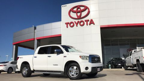 Pre-Owned 2007 Toyota Tundra LTD