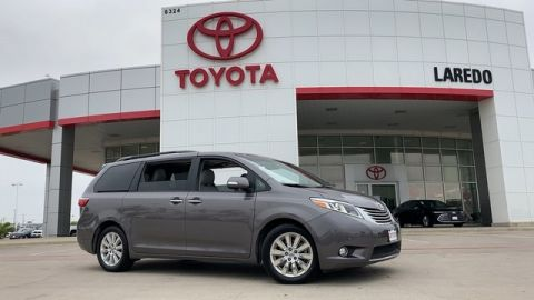 Pre-Owned 2016 Toyota Sienna Ltd