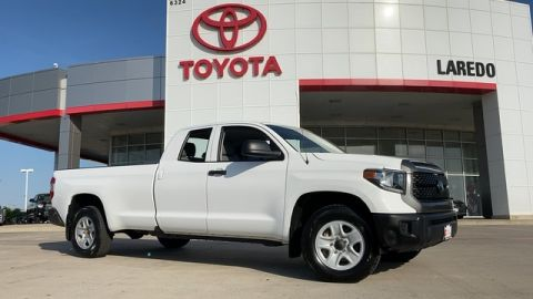 Pre-Owned 2018 Toyota Tundra 4WD SR